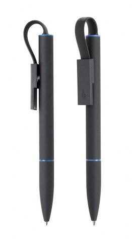 Stylo à bille avec clé USB
