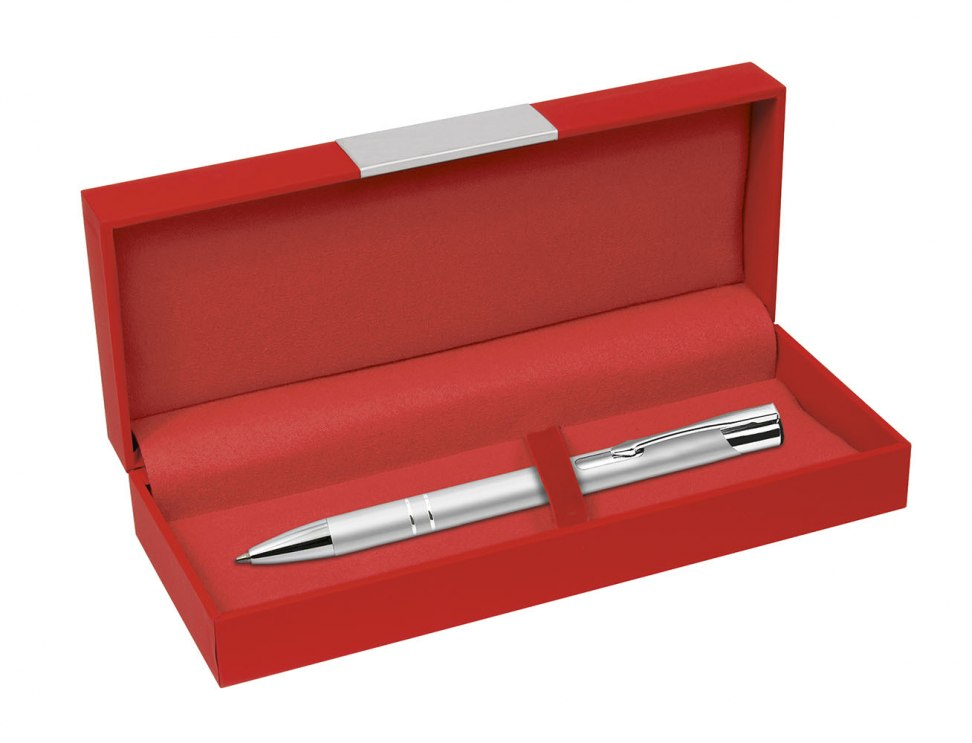 BOX ROSSA LISCIA X 1-2 PEN.C/PIAS-NO PEN